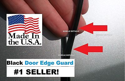 Acura RDX TSX TL TLX Protection Trim USA Made CLEAR DOOR EDGE GUARDS fits