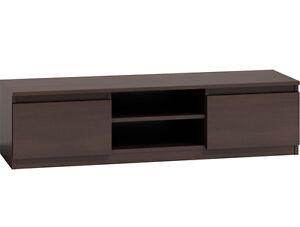 Fernseher Möbel tv schrank lowboard tv möbel fernseher schrank fernsehtisch wenge