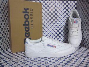 Dettagli S0 Classic Uomo Club Bianco C Scarpe Reebok Bs5214 85 Su PTwkuXOZi