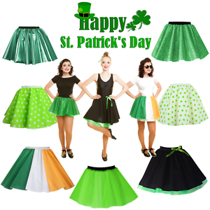 Image Is Loading Women 039 S St Patricks Day Costumes Ireland