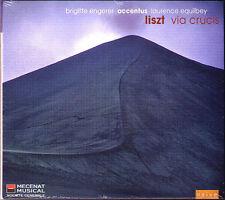 ACCENTUS: LISZT Via Crucis Harmonies poétiques et religieus Laurence EQUILBEY CD