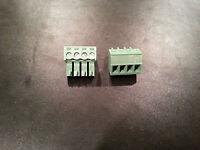 4-pin Amplifier / Processor / Speaker / Power Plug Audison Bit One Srx Voce Sr