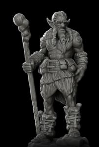 Firbolg-Miniature-for-DnD-Pathfinder-or-any-RPG