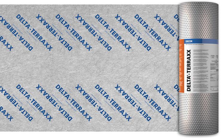Drainagematte Delta Terraxx Dörken Noppenbahn 12,5 x 2,4 m = 30qm   qm