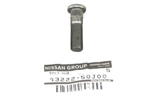 Genuine Nissan PERNO RUOTA POSTERIORE MOZZO x1-Silvia S15 SR20DE 43222-50J00