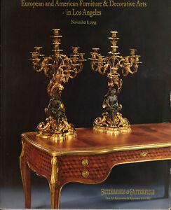 Image Is Loading American Amp European Furniture Decorative Arts Erfield