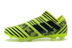 c6acc484b993 ADIDAS NEMEZIZ MESSI 17+ 360 AGILITY FG SOCCER CLEATS MEN'S BB3678 ...