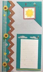 Neue handgemachte Sammelalbum Grenze/Journal Box/Dreieck Creative Memories Papier