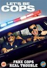 Let's Be Cops 5039036070744 With Andy Garcia DVD Region 2