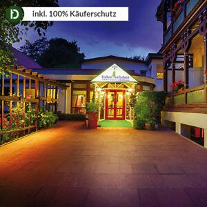3 jours de congé à Bad Harzburg dans l'hôtel le parc urbain avec petit déjeuner  </span>