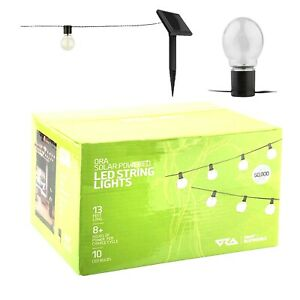 ORA-Solar-Powered-String-Lights-10-LED-Clear-Ball-Waterproof-Outdoor-Lights