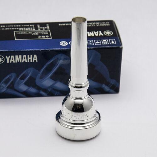 Genuine Yamaha Long Shank 11C4 Silver Cornet Mouthpiece NEW