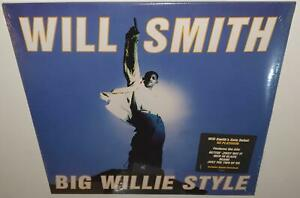 WILL-SMITH-BIG-WILLIE-STYLE-2019-REISSUE-BRAND-NEW-SEALED-VINYL-LP