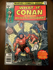 WHAT-IF-13-Conan-The-Barbarian-1979-CLASSIC-BRONZE-AGE