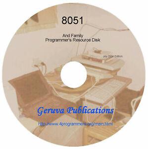 Details about 8051 software assembler debugger simulator C Pascal