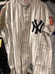 New York Yankees Mitchell   Ness 1952 Mickey Mantle Jersey Size XL ... 246dbb055