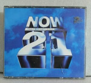 Now-That-039-s-What-I-Call-Music-21-Various-Artists-Good-Box-set