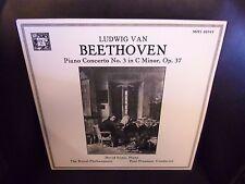 Beethoven Piano Concerto No 3 LP MHS 1983 Paul Freeman David Syme EX