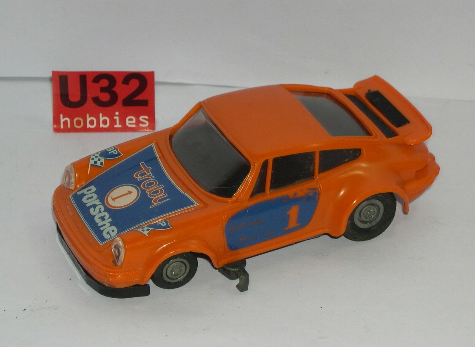 FN MARIANAMEDRANO SLOTLESS PORSCHE 911 orange EXCELLENT CONDITION UNBOXED