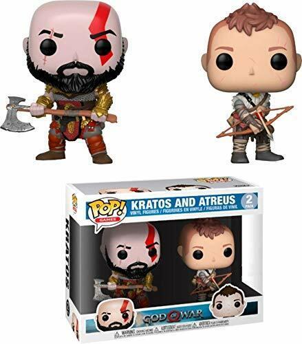 Funko Pop 2-Pack Games God of War 21681 Kratos and Atreus