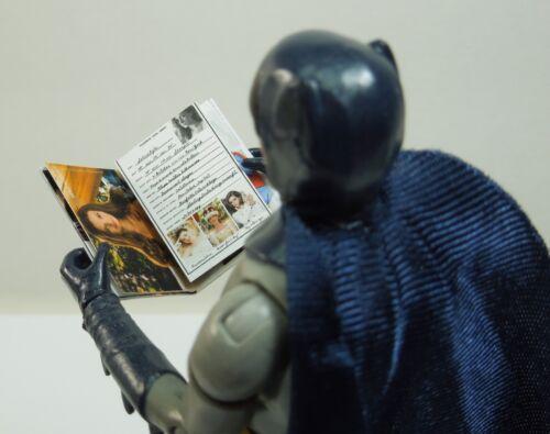 1//12 scale Custom Catwoman Playboy pour Batman 6 in environ 15.24 cm comprend l/'intérieur pages