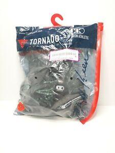 Cliff Keen YF5 Tornado Wrestling Coiffures Tout Noir neuf sous emballage livraison gratuite