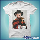 T-SHIRT FREDDY KRUEGER NIGHTMARE HORROR THE HAPPINESS IS HAVE MY T-SHIRT NEW