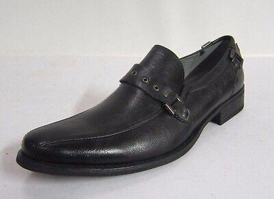 A1021 - Herren Gass schwarz Synthetisch obermaterialien ohne Bügel Schuhe-