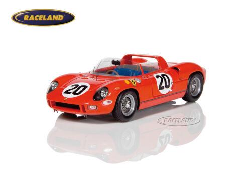 Looksmart 1:43 Ferrari 275P SpA Ferrari Sieger Le Mans 1964 Guichet//Vaccarella