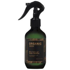 Organic Choice Black Orchid & Smoked Sandalwood Air Freshener 200mL