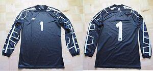 592650af2 Vitor Baia Barca  1 1996-1998 Kappa FC Barcelona Portero Camiseta De ...