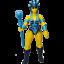 5-x-SHE-BANDS-Female-He-Man-MOTU-Masters-Universe-Figure-Repair-Leg-Connectors thumbnail 3
