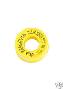 GAS PTFE TAPE 1 ROLL (BGC IM/16 BS6974 : 1989 AND BS5292 TYPE C TESTS) (99.831)