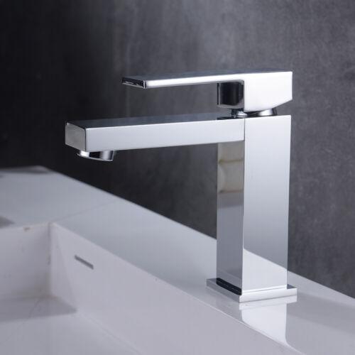 Homelody Badarmatur Wasserhahn Einhebelmischer Mischbatterie Waschbecken Armatur