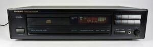 Onkyo-DX-6810-edler-CD-Player-in-schwarz-DEFEKT