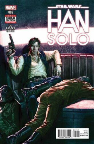 Marvel Comics Star Wars Han Solo #2 2016 NM+