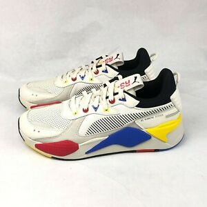Size 11 Men's PUMA RS-X Color Theory