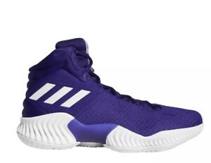 Top Basketball Sneakers Purple Size