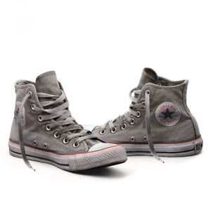 Converse-All-Star-scarpe-uomo-Chuck-Taylor-HI-Gray-limited-Italian-edition