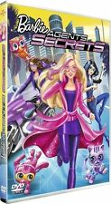 """DVD """"Barbie : Agents secrets""""   NEUF SOUS BLISTER"""
