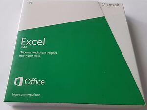 Microsoft-Excel-Non-commercial-2013-DVD-Install