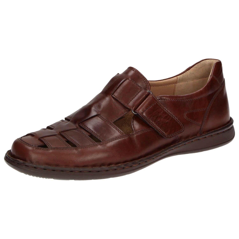 SIOUX Herrenschuhe Elcino Offene Schuhe 30541 braun  NEU