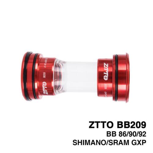 BB209 MTB Road Bike Press Fit Bottom Bracket GXP 22mm Chainset 24mm Crankset