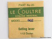 Jaeger Lecoultre Set Lever Cal. 882 Part 443 25