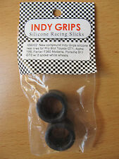 INDY GRIPS  Silicone Racing Slicks  Ref.  IG6002  Pro Slot  1:32