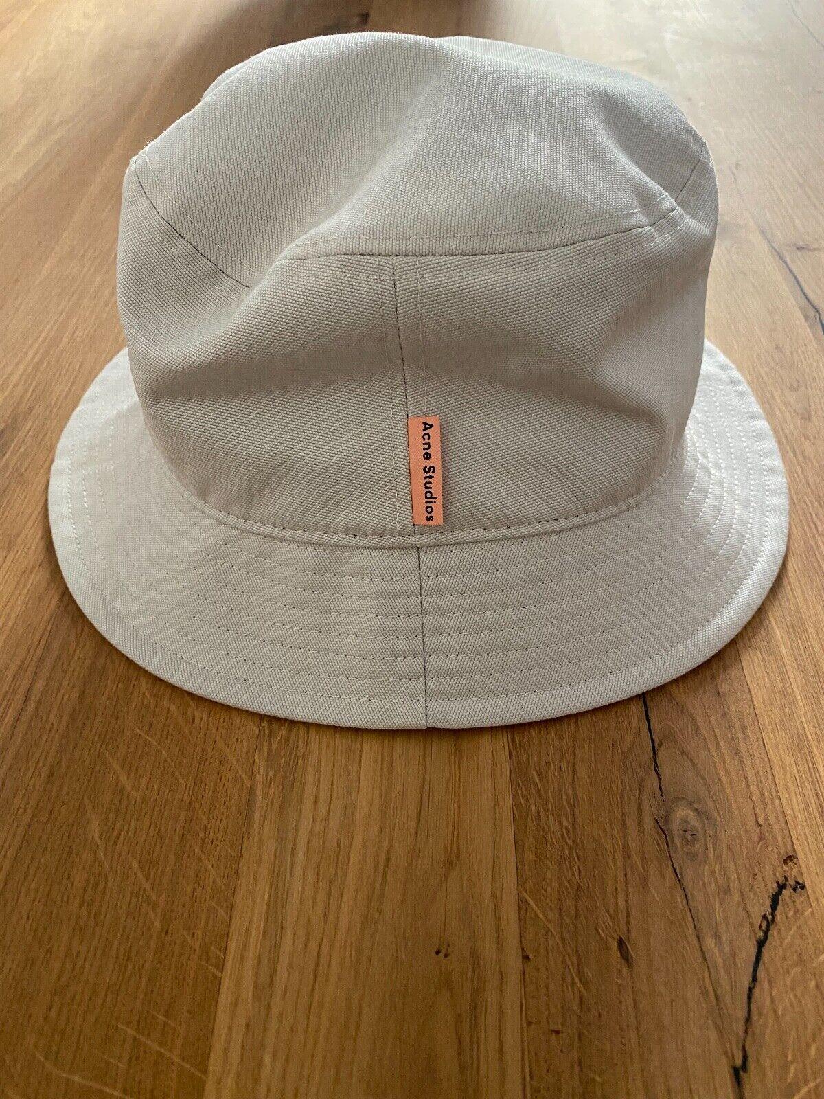 Acne Studios Bucket Hat Hat Cap One Size 100% Original