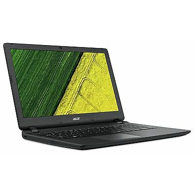 Acer Aspire ES 15.6 Inch AMD E1 4GB 1TB Laptop - Black. The Official Argos Store