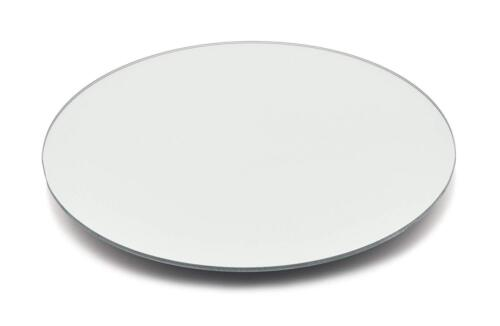 For Showing Centerpieces Round Glass Mirror 10 Inch Weddings Color Scheme 12Pc