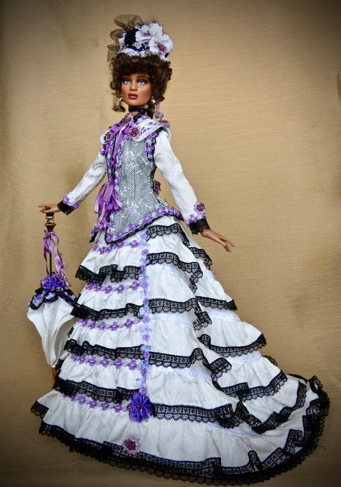 Tonner 16  Jon (Cami Antoinette) OOAK Repainted & Costumed by Kathleen Hill