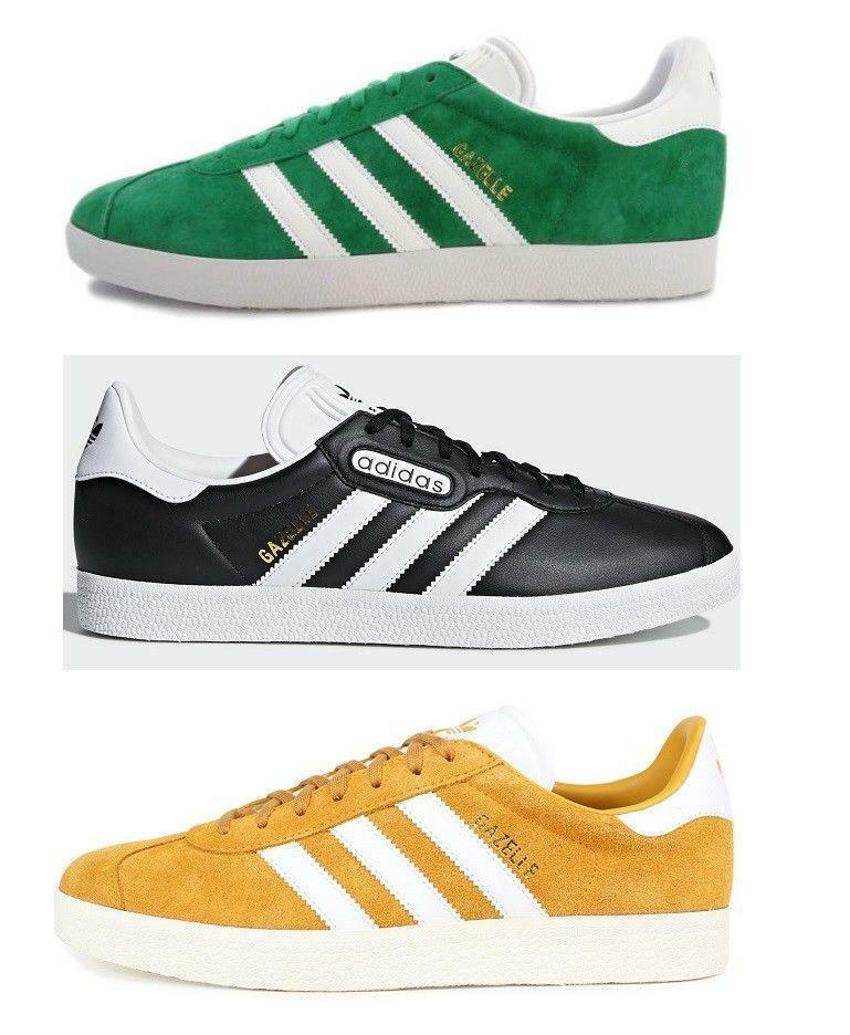 timeless design fda71 6fdd2 Adult Essential Super gazelle + Gazelle Originals Adidas + ...
